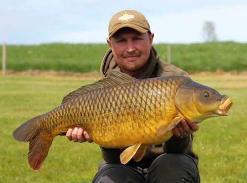 Mitch Henderson loves using the ronnie rig to catch big carp