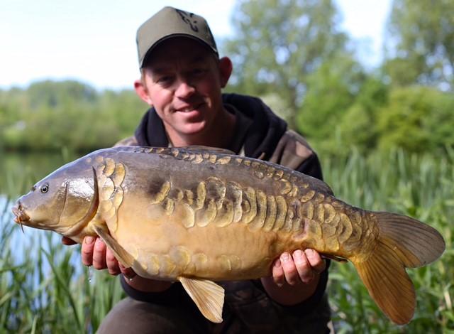 mark bartlett fishing st johns linear