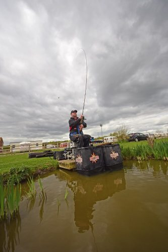 Master the Method feeder with Nick Speed - Dynamite Baits