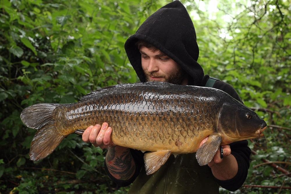david williams carp fishing at yateley