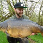 Robert Hall, 28lb 8oz, Unknown syndicate, The Source Hardened Hookbait