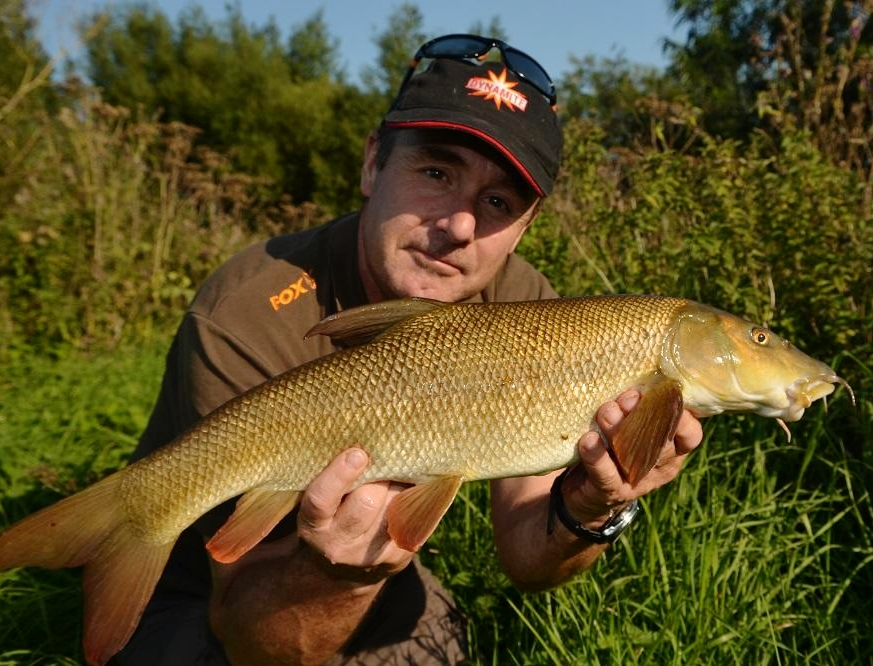 adrian eves barbel fishing