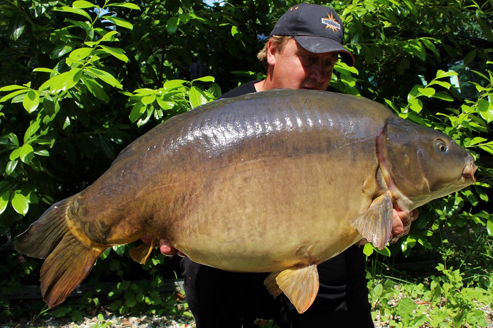 emir caro complex-t caught mirror carp