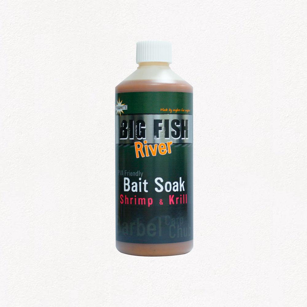 Big Fish River Liquid Soak – Shrimp & Krill