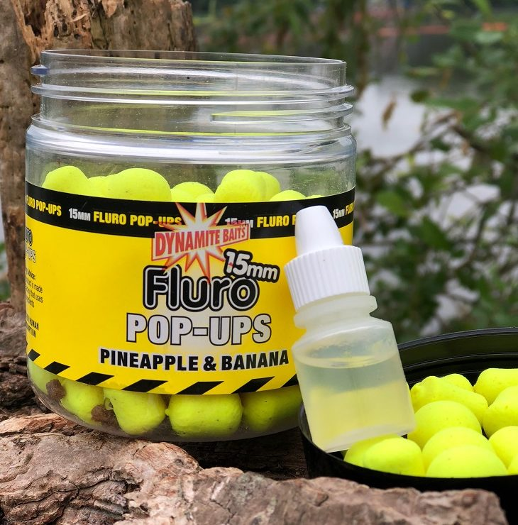 hi attract fluro pop-ups for carp