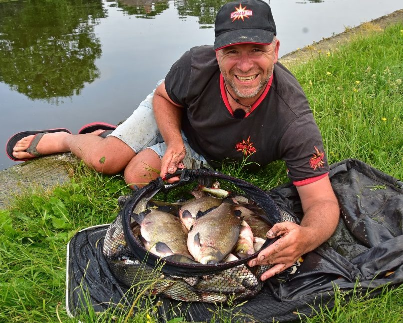 nick speed canal fishing video