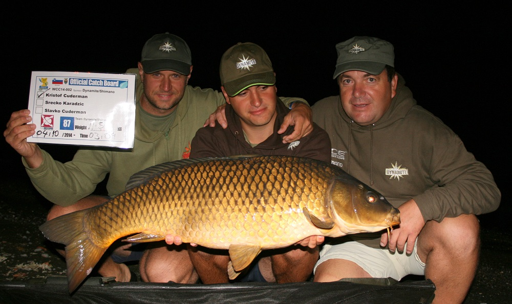 big lakes can produce some fantastic carp catches