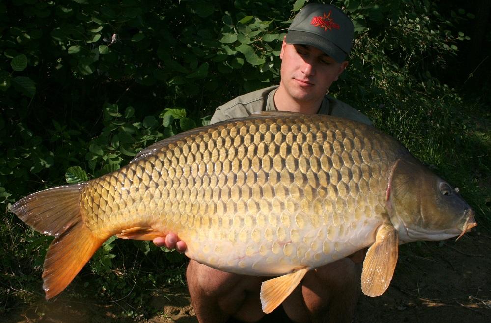 big water carp fishing