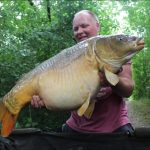 jason cronin moorlands fishery France carp fishing
