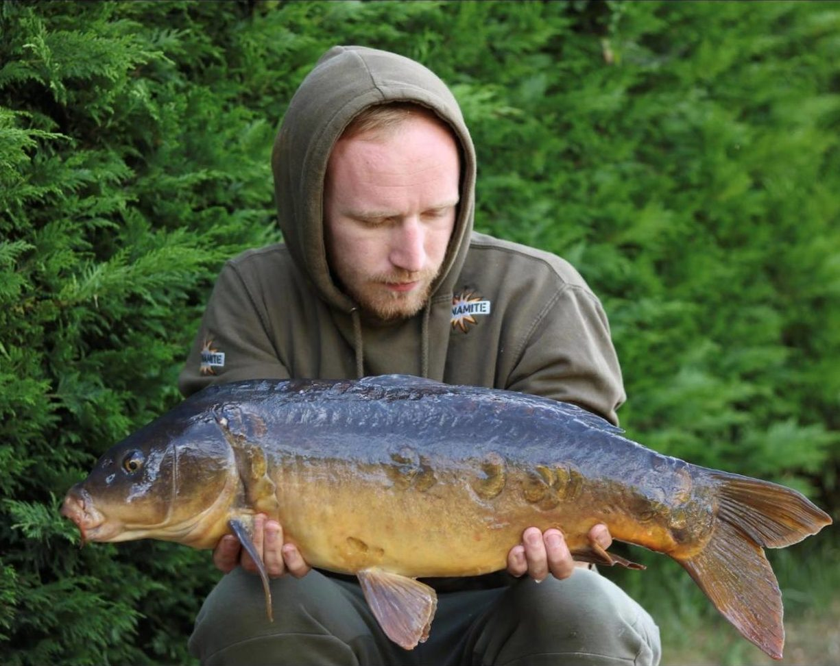 river carp fishing tips
