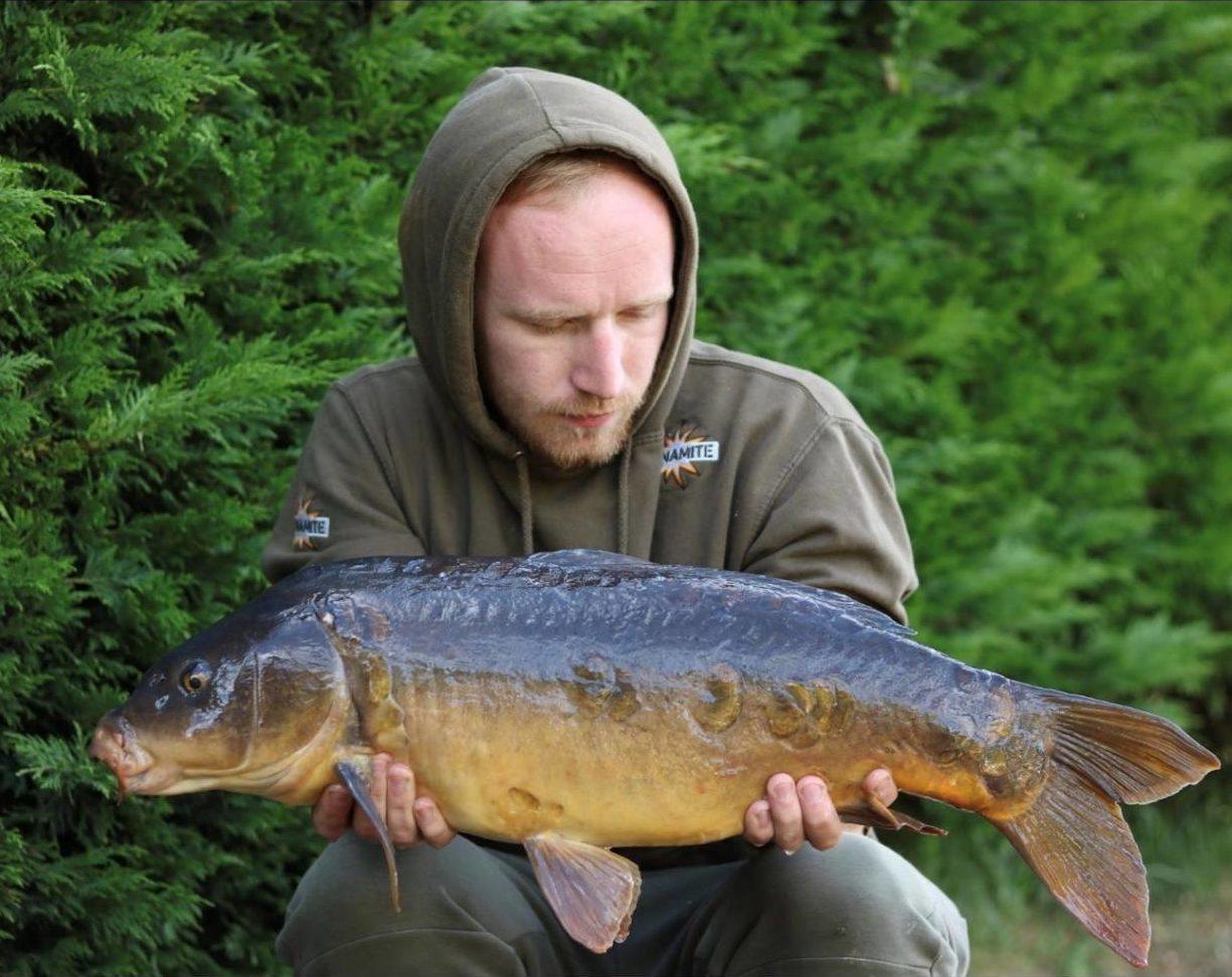 river carp fishing tips