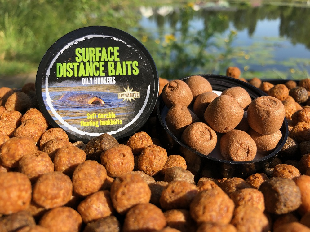 surface distance carp fishing floater baits