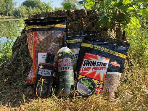 the baits you need for fishing for carp off the top