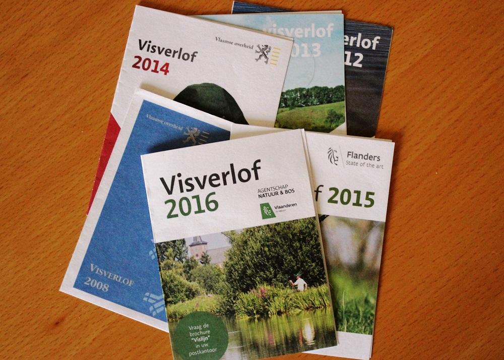 1-Visverlof fishing licence belgium