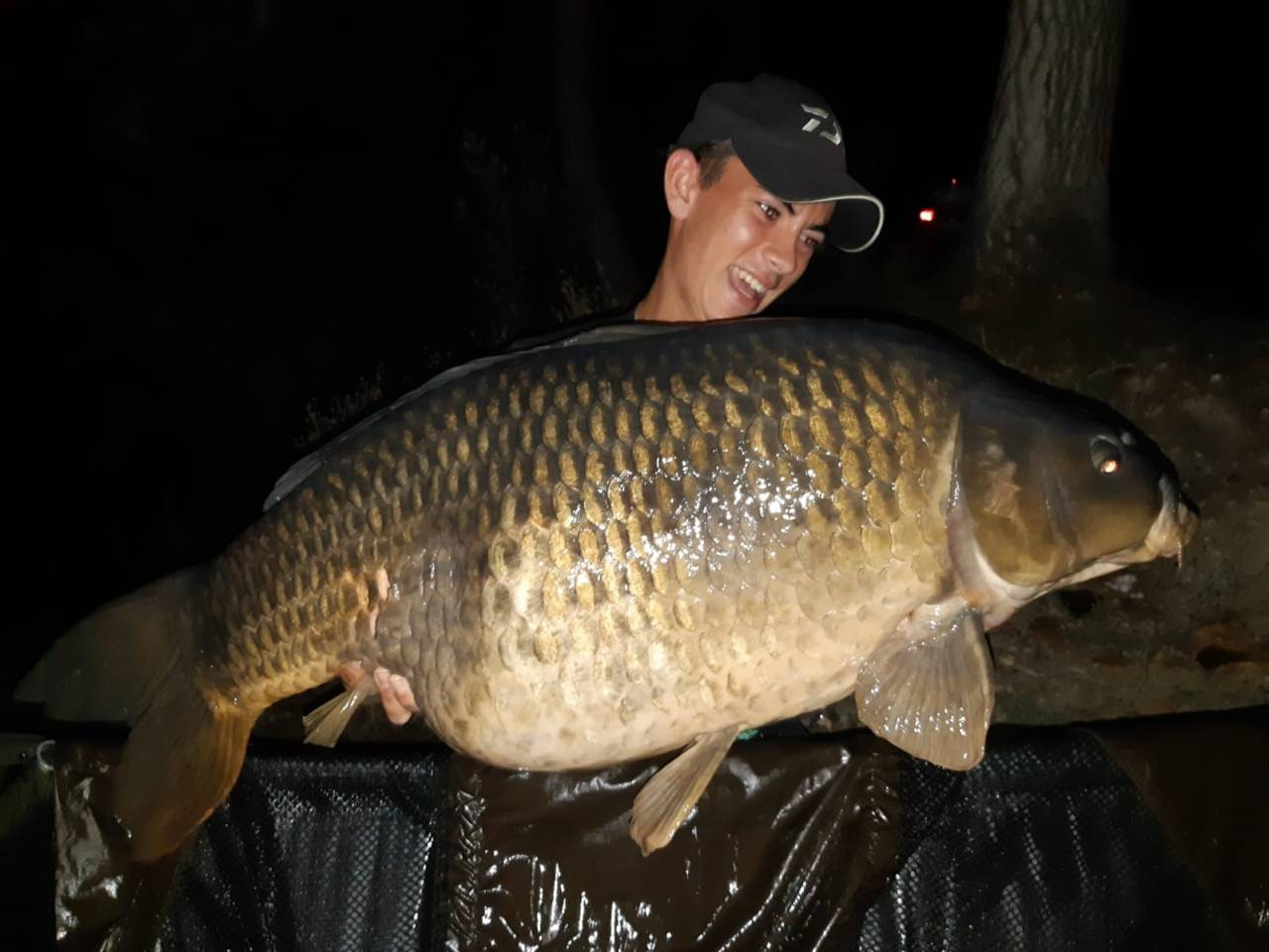 Manuel Bizzo italy carp fishing koiland lake