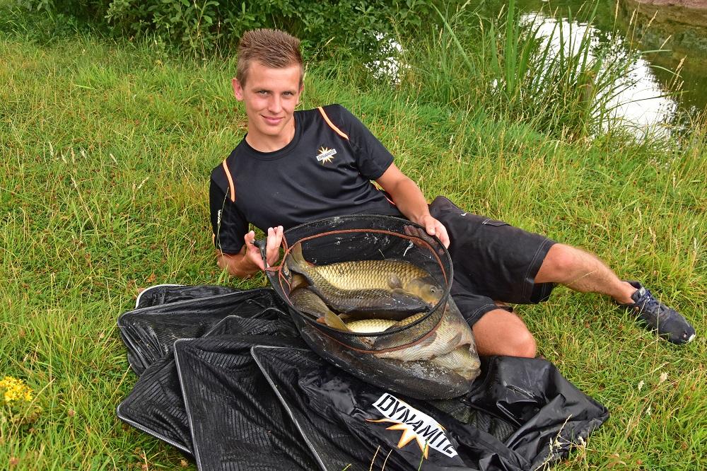 catch shot margin fishing