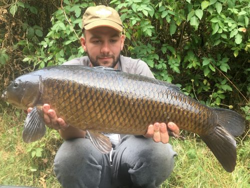 jake lund swan valley carp off the surface