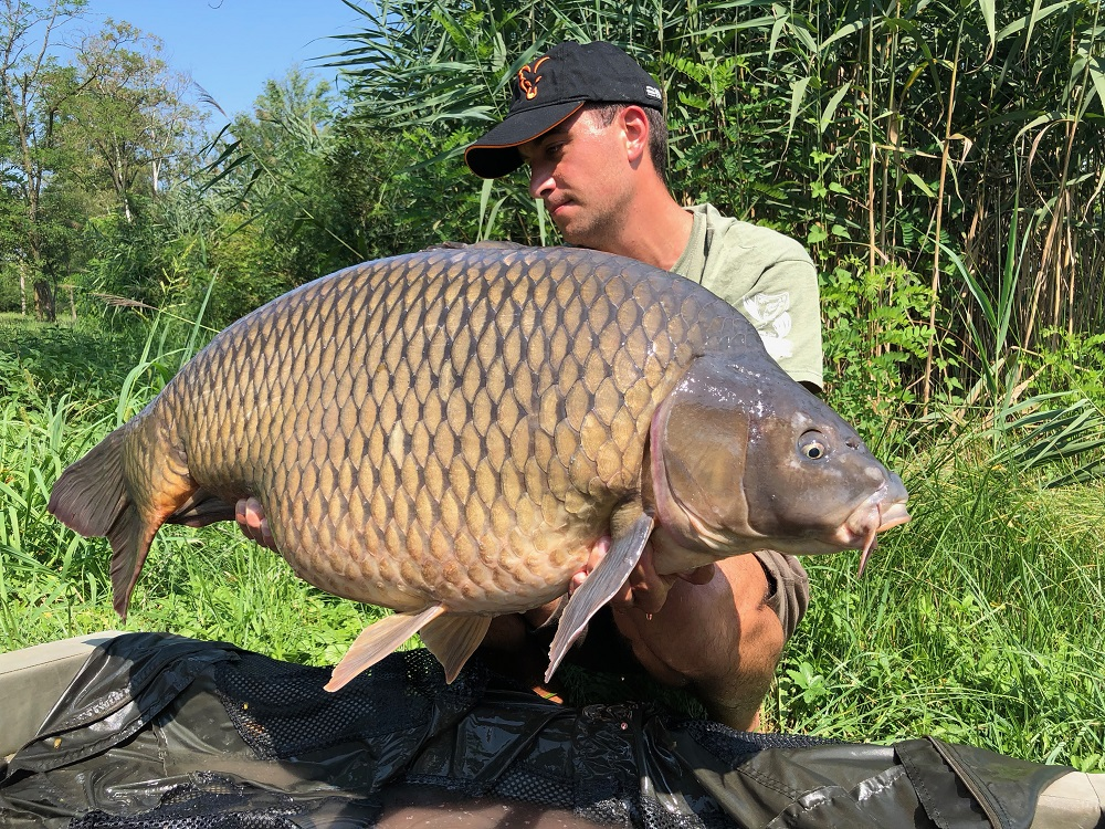 kristof cuderman carp fishing sumbar lake 2018