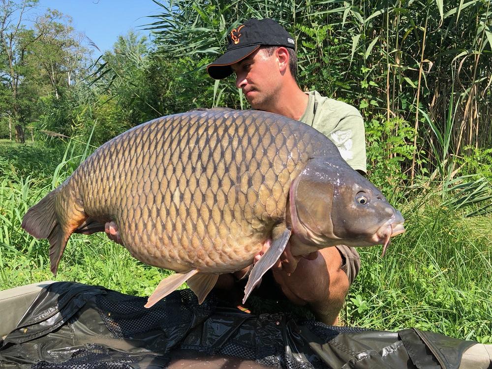 kristof cuderman carp fishing sumbar lake 2018
