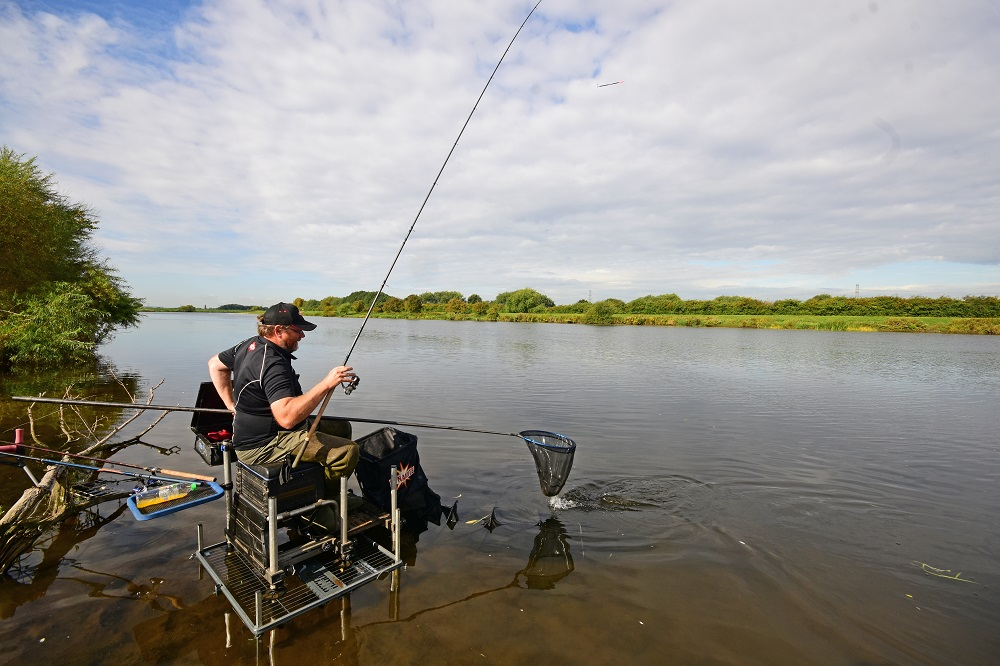 river trent float fishing