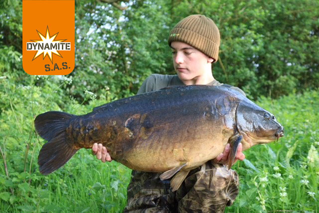 August SAS Competition Winners Announced - Dynamite Baits