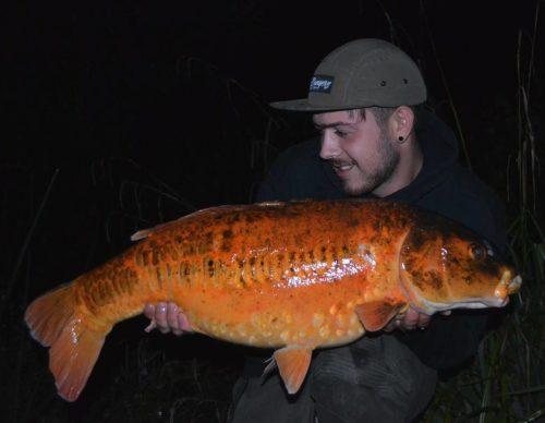 Adriano Cascarini, 24lb 8oz, The Souce, Club Lake