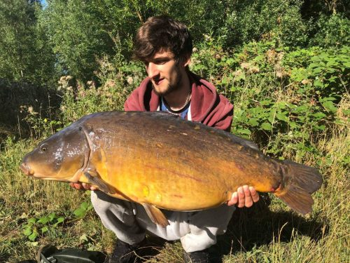 Charlie Cunningham, 26lb 8oz, Monster Tiger Nut, Horbury Lagoon