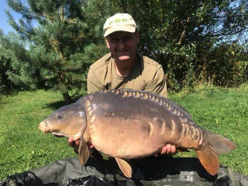 Derek Baldwin, 30lb, CompleX-T, Blackthorn Fishery