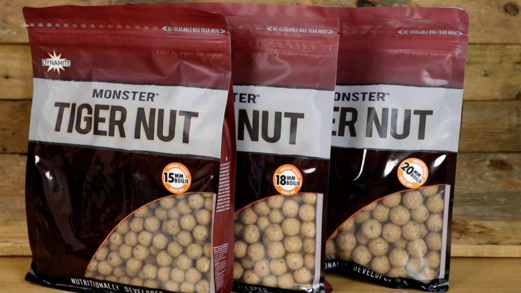 Monster Tiger Nut - Michael's choice of boilie