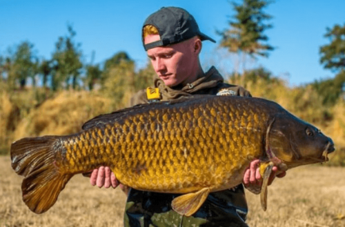 Tuck Hurley 33lb 2oz, The Crave, Syndicate