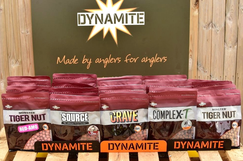 WCC world carp classic dynamite baits competition