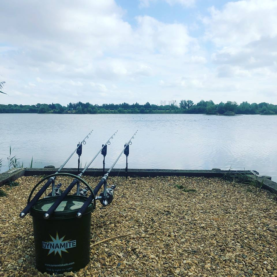 lookout swim at holme fen fishery