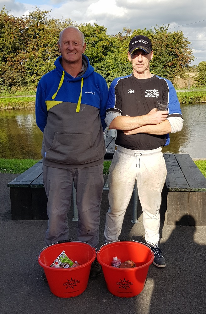 trafford and bird leeds and liverpool canal canal pairs qualifier winners 2018