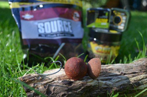 wcc <b>Record</b> fish rig rene jauker and jasmine schuster - Dynamite Baits