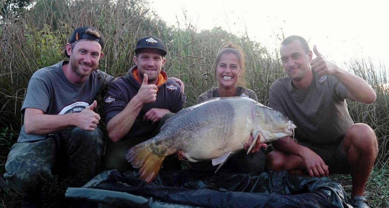 social sessions video carp fishing catch shot
