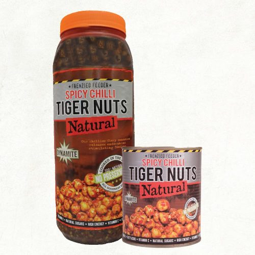 Frenzied Chilli Tiger Nuts