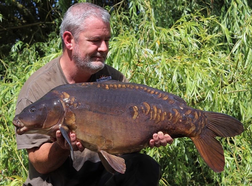 tony gibson nene valley carp fishing