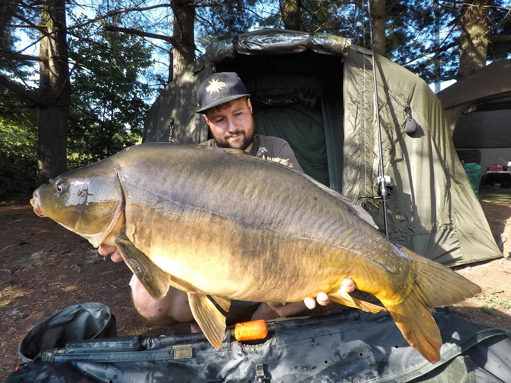 italian lake thomas santandrea caught carp