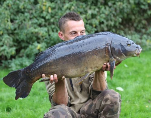Paul Brooks 27lb 5oz Monster Tiger Nut