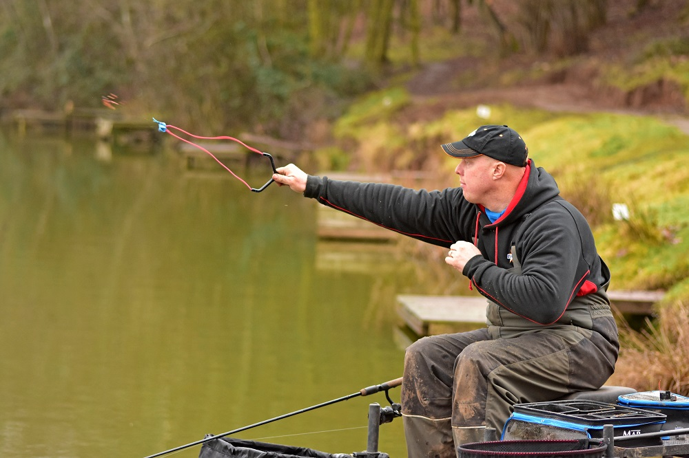 andy may match fishing tips feeding bait