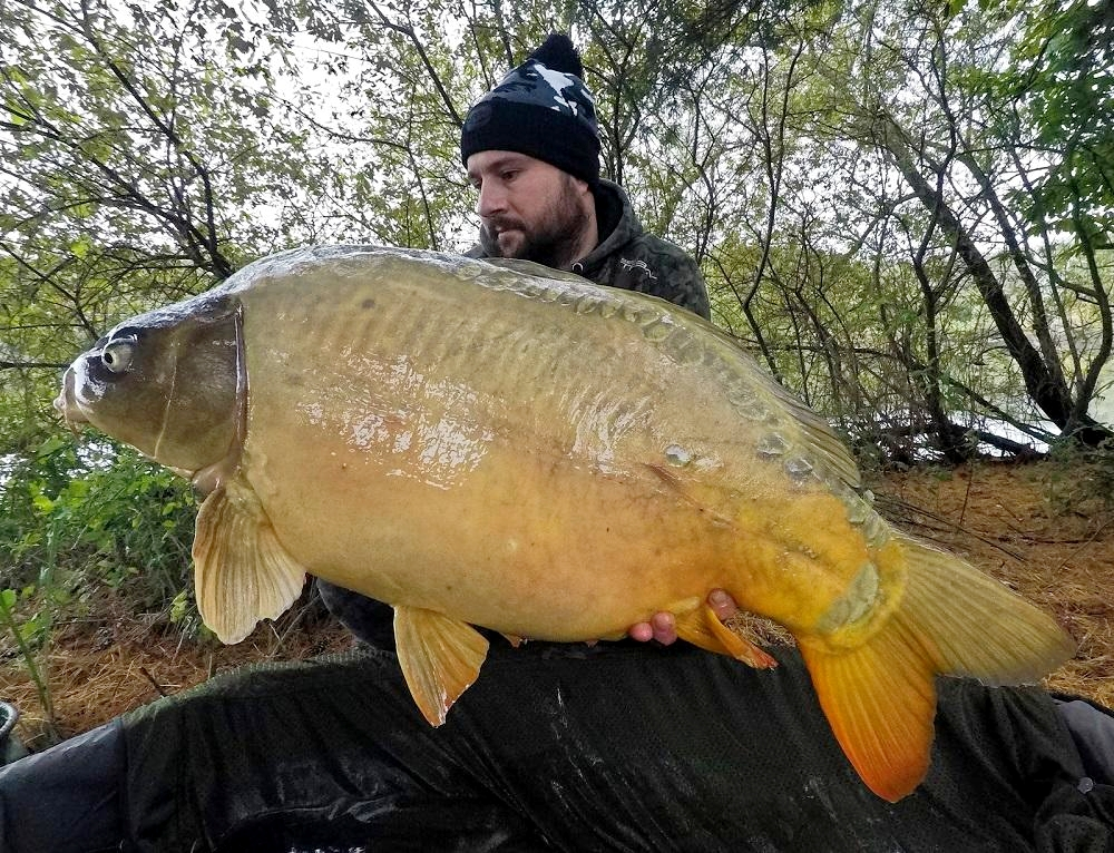 italian carp thomas santandrea caught on butyric c dynamite baits pop-up