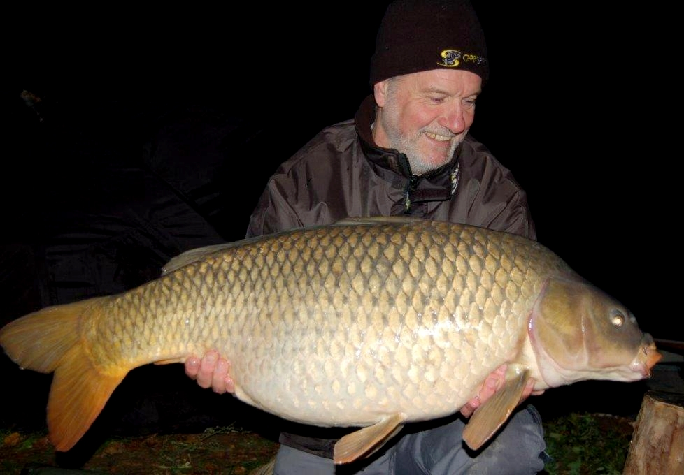 patrick beauwans carp spirit angler french river catch on red amo boilies