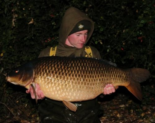 tuck hurley, 36lb 4oz, Linch Hill, Monster Tiger Nut boilie