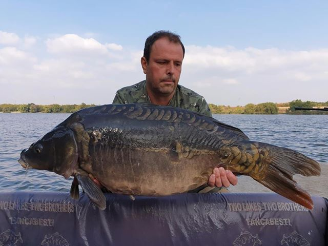 romania carp fishing complex-t