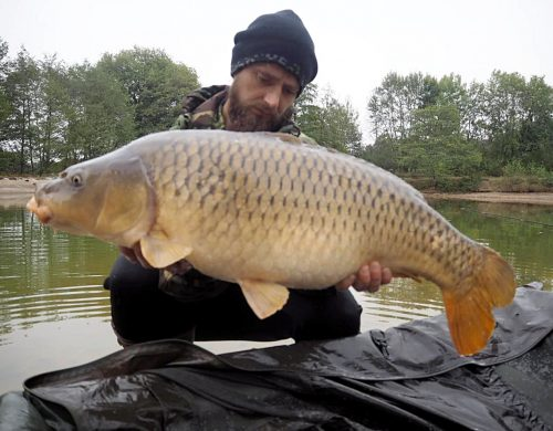 sas carp fishing competition entry dave harris