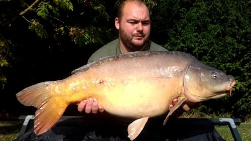 sas carp fishing competition entry ryan thomas