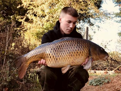 sas carp fishing competition entry tom meager