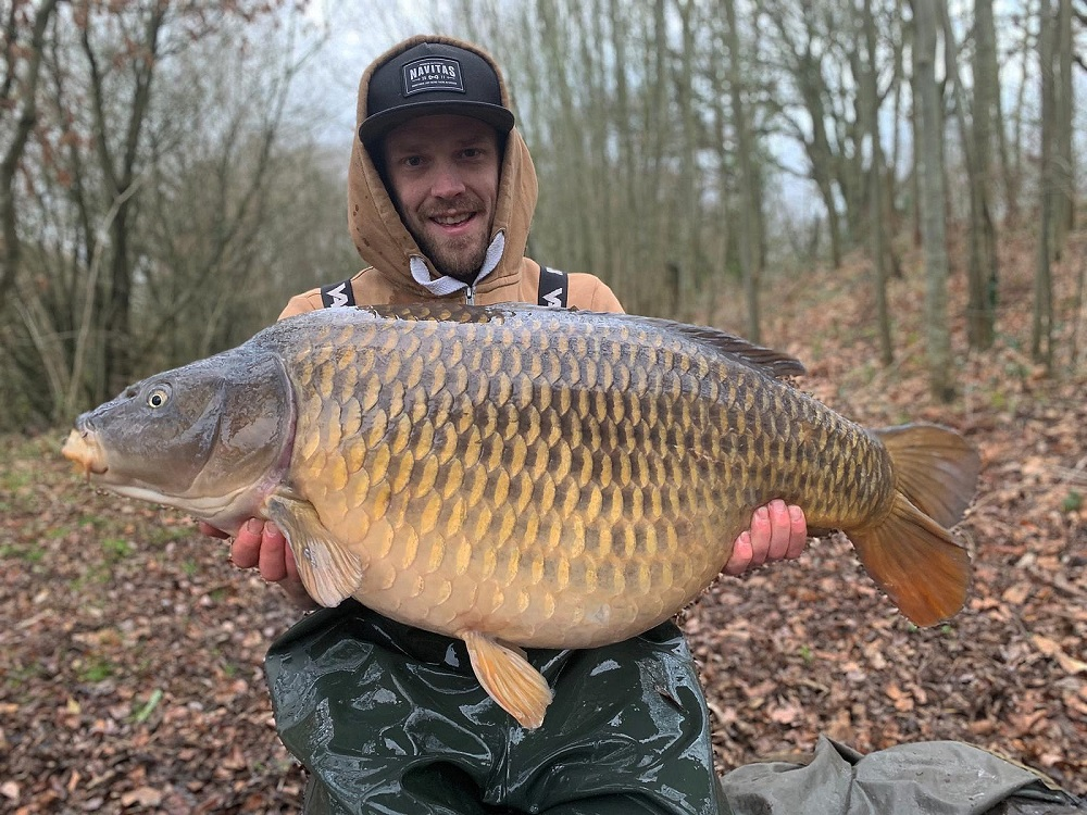 richie leat 42lb common