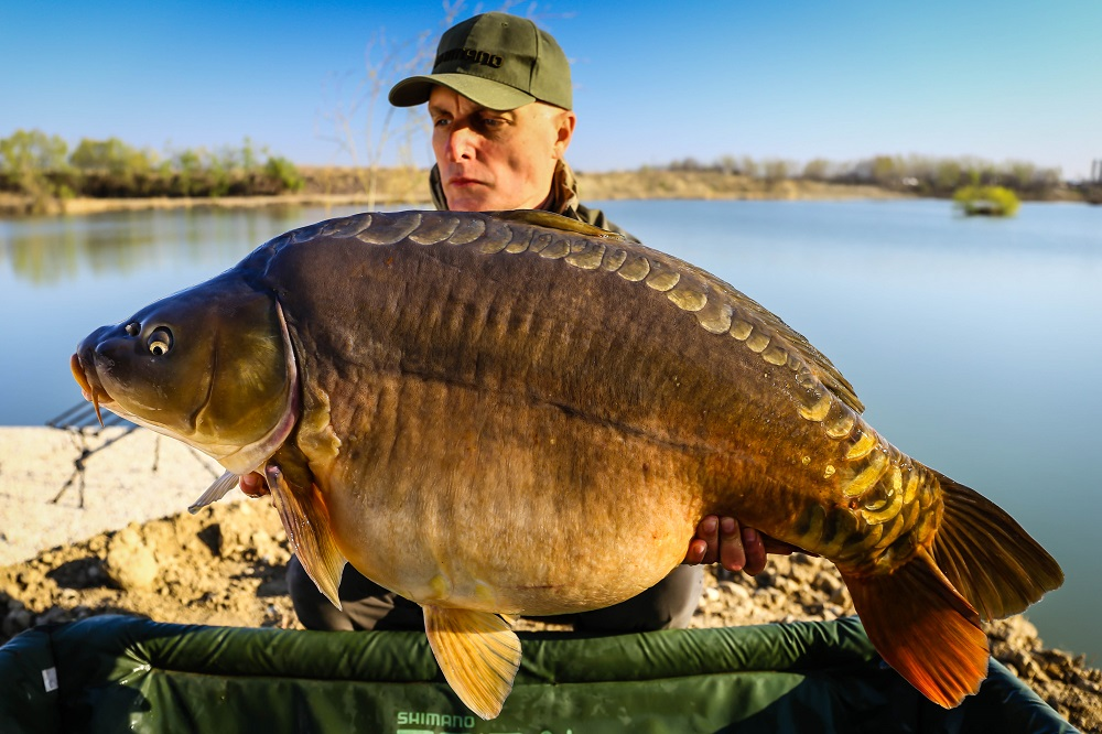 Vlad Pavlovici - 22.2kg Lake Varlaam