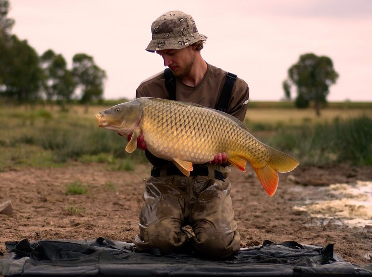 south africa carp Ruan Prinsloo